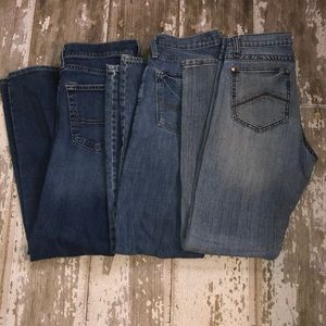 Other - Three pair of 31x32 jeans.